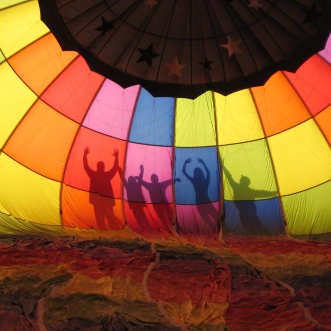 Front Range Balloon Ride in Denver