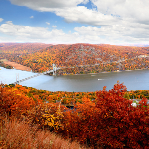 Hudson Valley Fall Colors Air Tour