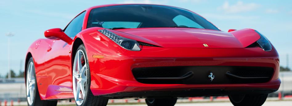 Ferrari Driving Experience - Drive a Ferrari on a Race Track