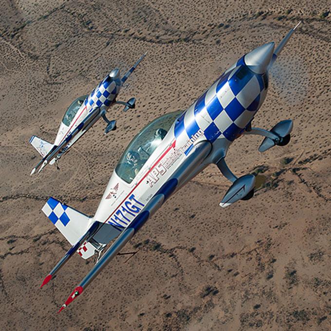 Arizona Air Combat Flying Experience