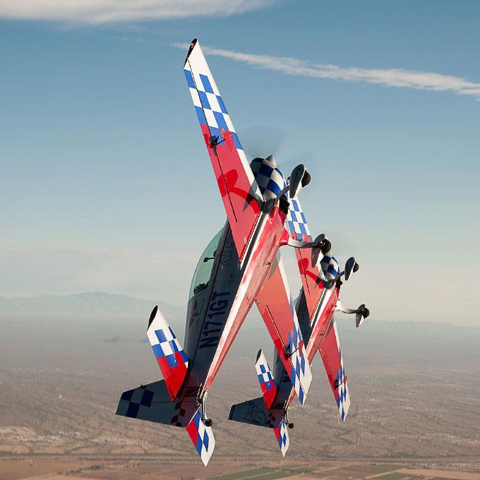 Fighter Pilot Aerobatic Adventure near Phoenix