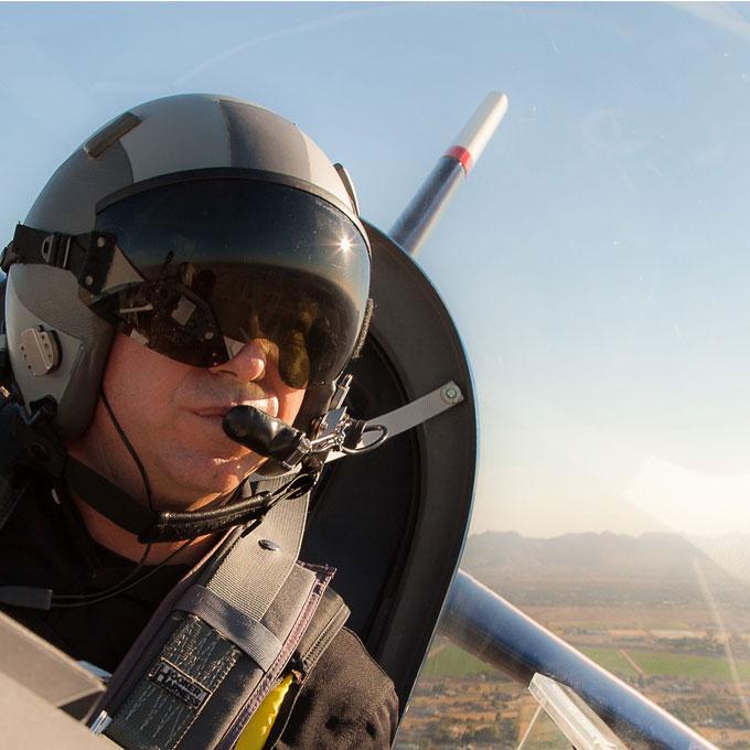 Aerobatic and Combat Flying Adventure