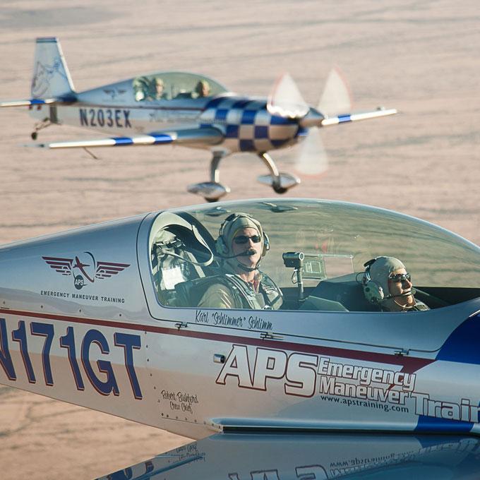 Fighter Pilot Experience in Phoenix