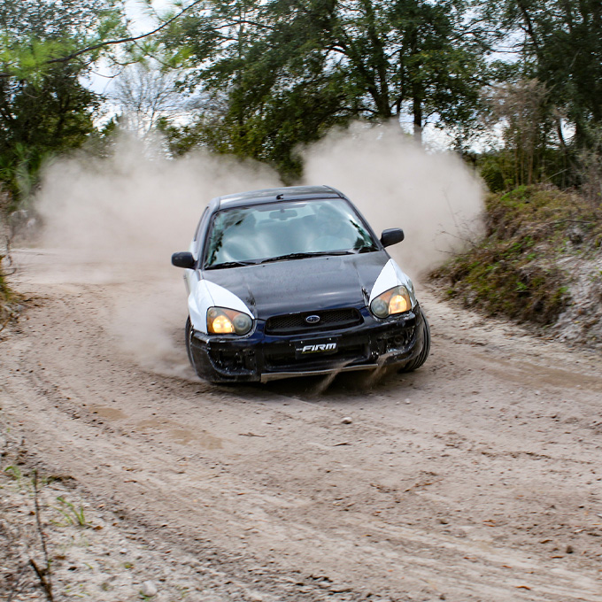 Rally Driving Techniques