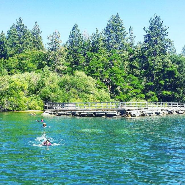 Explore Lake Tahoe by Boat