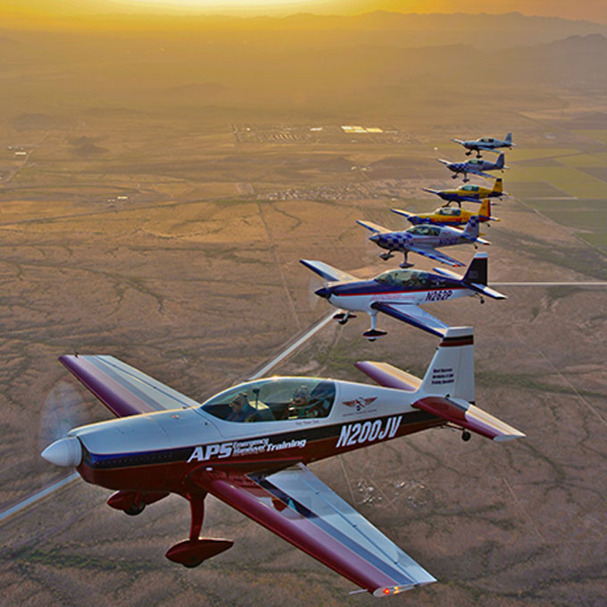 Fly like a Fighter Pilot in Arizona