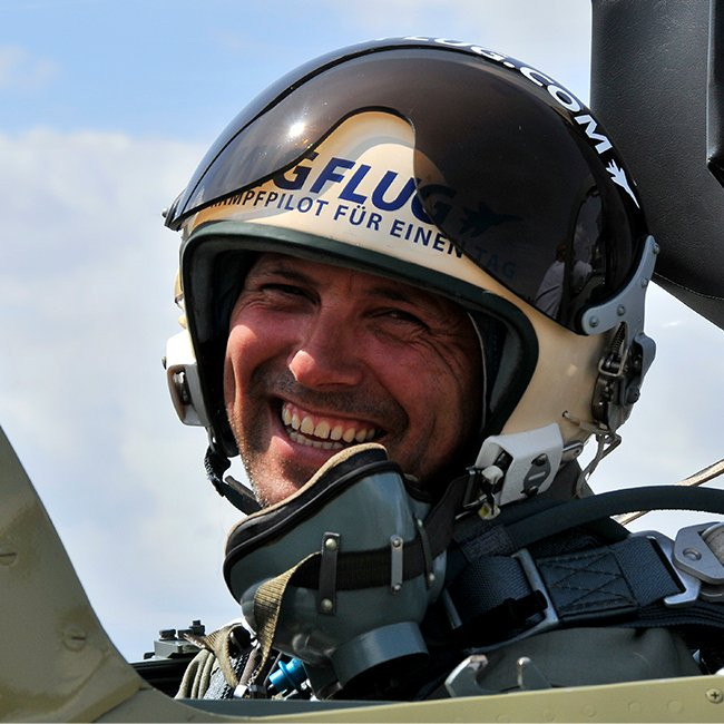 Become a Fighter Pilot for a Day in Florida