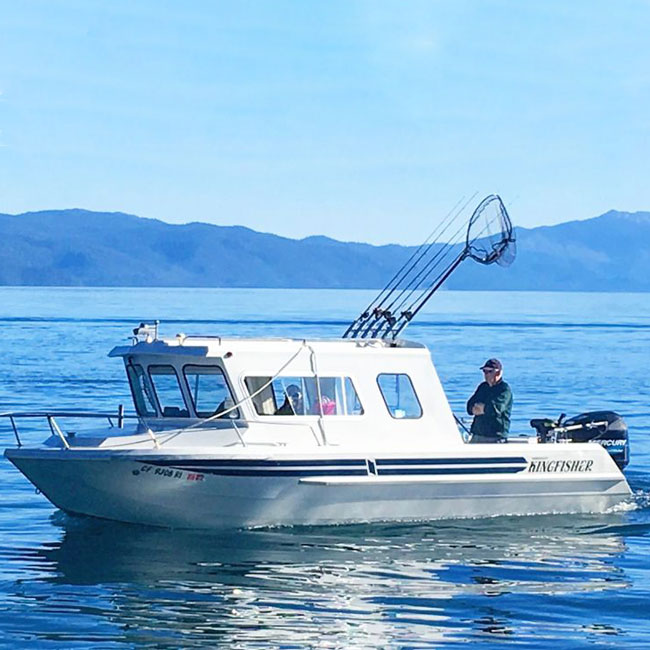Private Guided Fishing Trip on Lake Tahoe