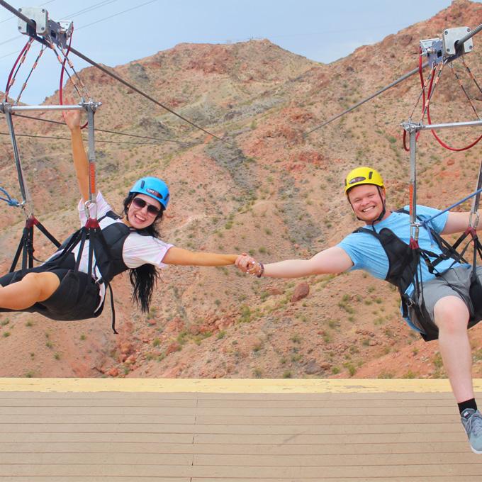 Thrilling Zipline Experience