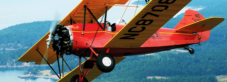 Flying Experiences - Planes, Helicopters, Hot Air Balloons