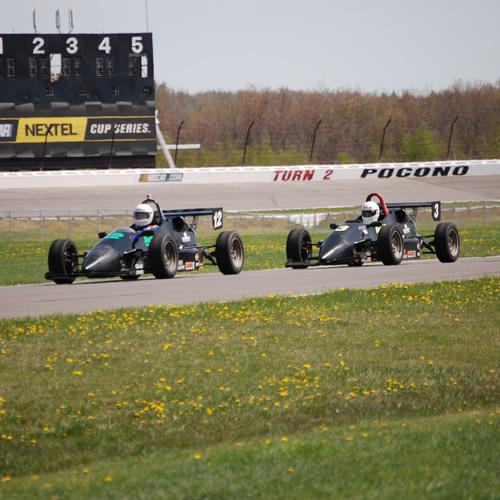 Formula 2000 Racing in Ft. Lauderdale