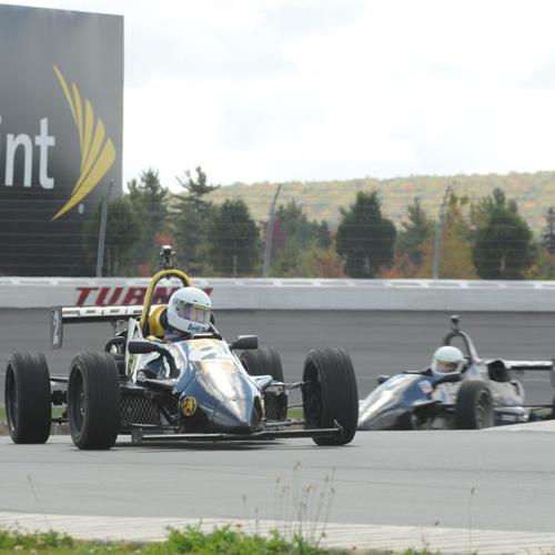 Drive a Formula Car in Richmond