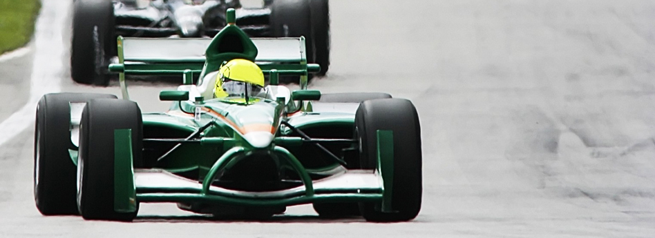 Formula Driving Experience
