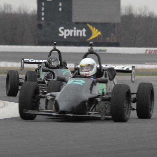 Race a Formula 2000 Car in Philadelphia
