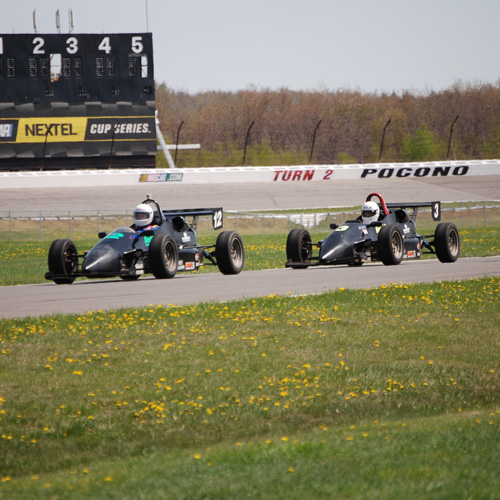 Fort Lauderdale Formula 2000 Driving