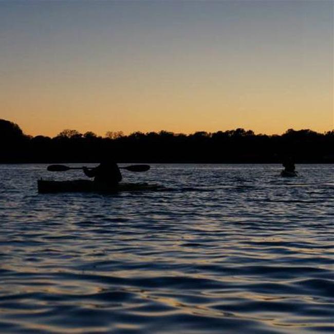 Full Moon Paddle Tour near Jacksonville