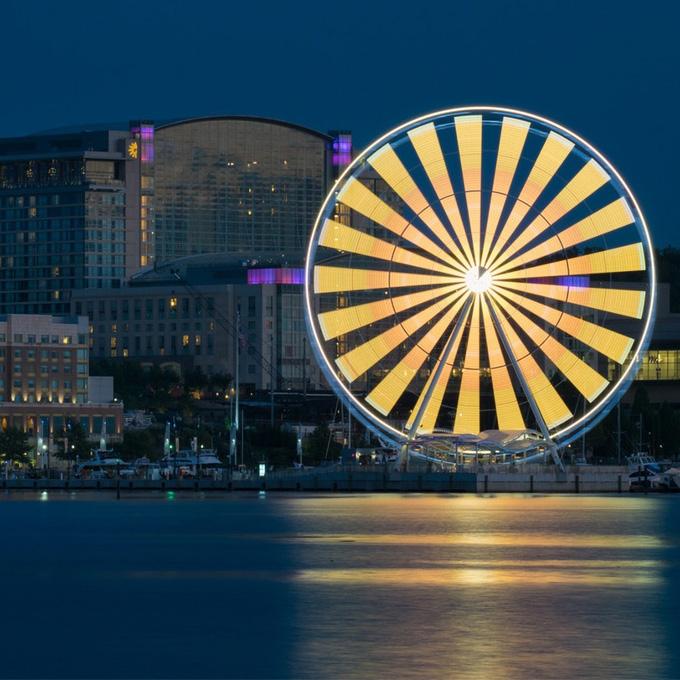 Capitol Wheel