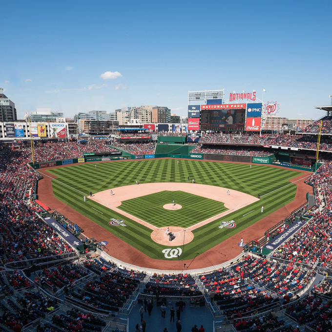 Washington Nationals Ballpark Tour