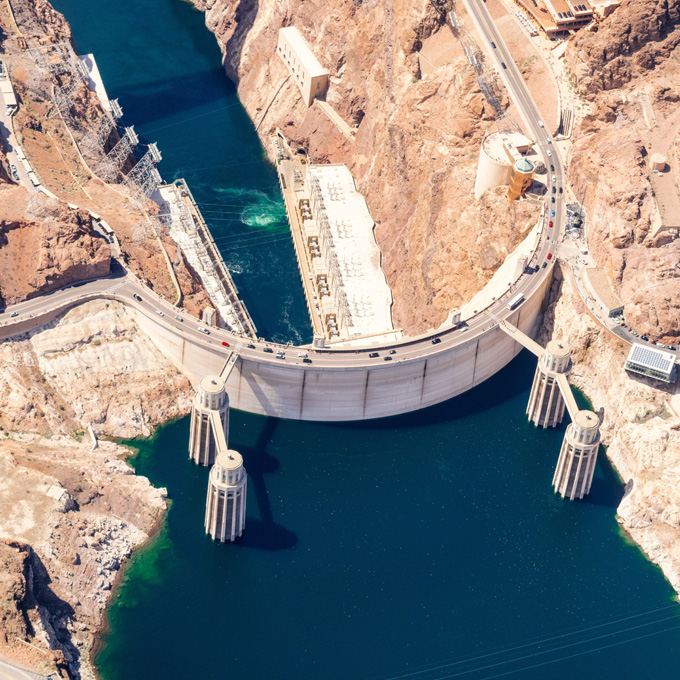 See the Hoover Dam