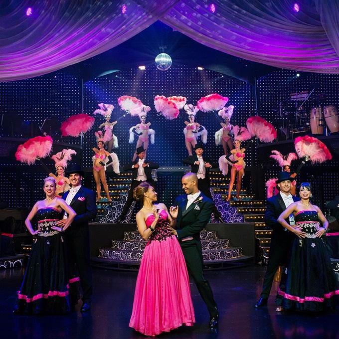 Las Vegas: The Show