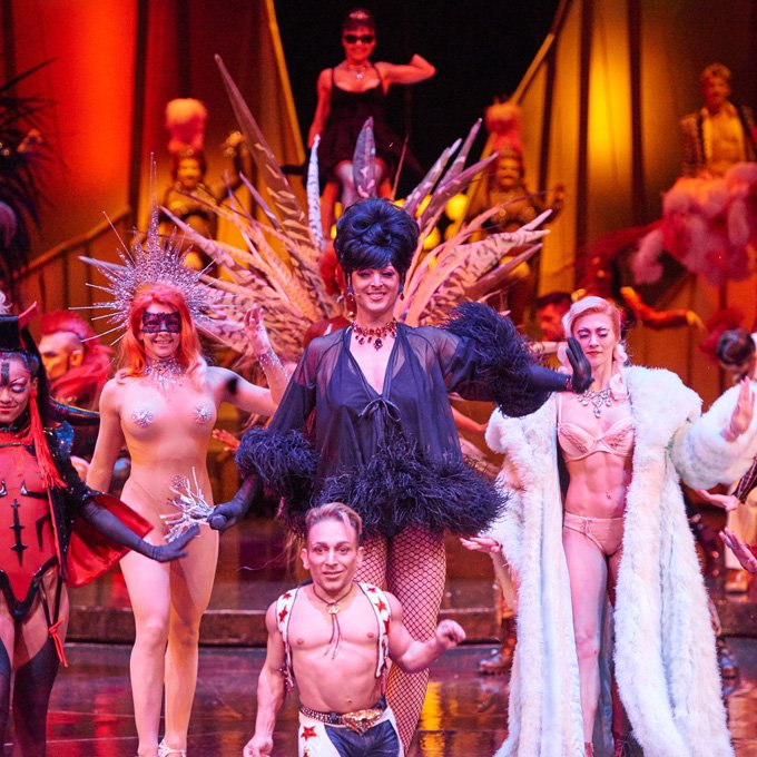 See Zumanity