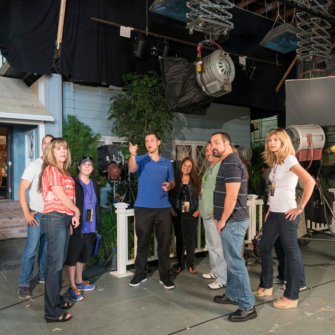 Sony Pictures Studio Tour