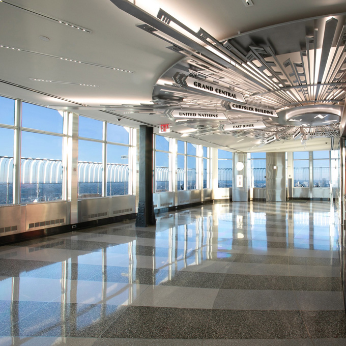 Visit the Empire State Building Observation Deck