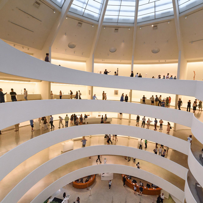 Admission to the Guggenheim Museum - NYC