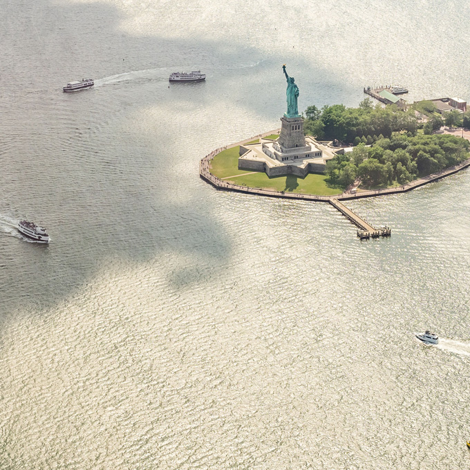 Visit Liberty Island - New York