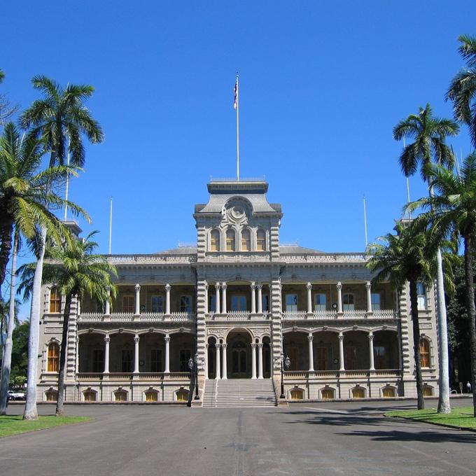 Tour Iolani Palace in Hawaii