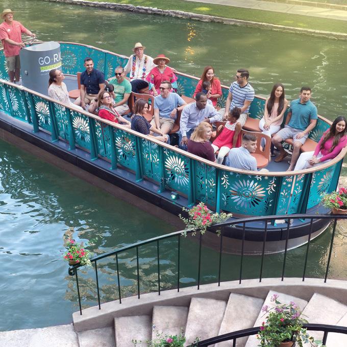 Rio River Cruise