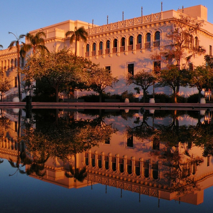 Visit the San Diego Natural History Museum