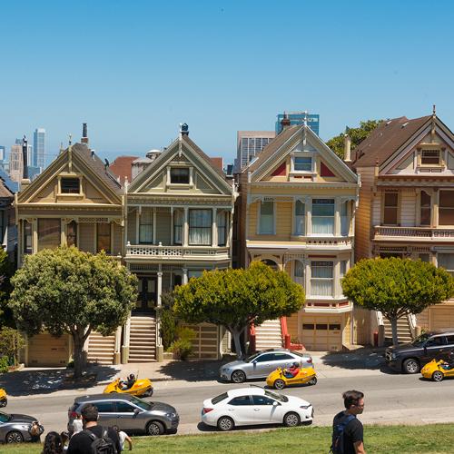 San Francisco Car Tour