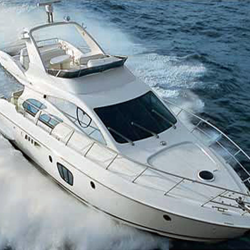 Deluxe 55 Azimut Yacht in Miami