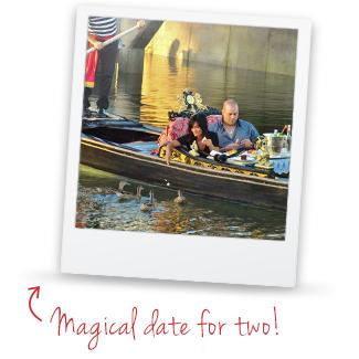 Romantic Gondola Ride Experiences Amp Gondola Cruises