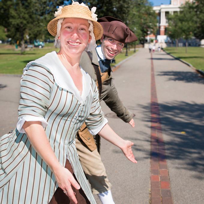 Boston Walk Into History Tour