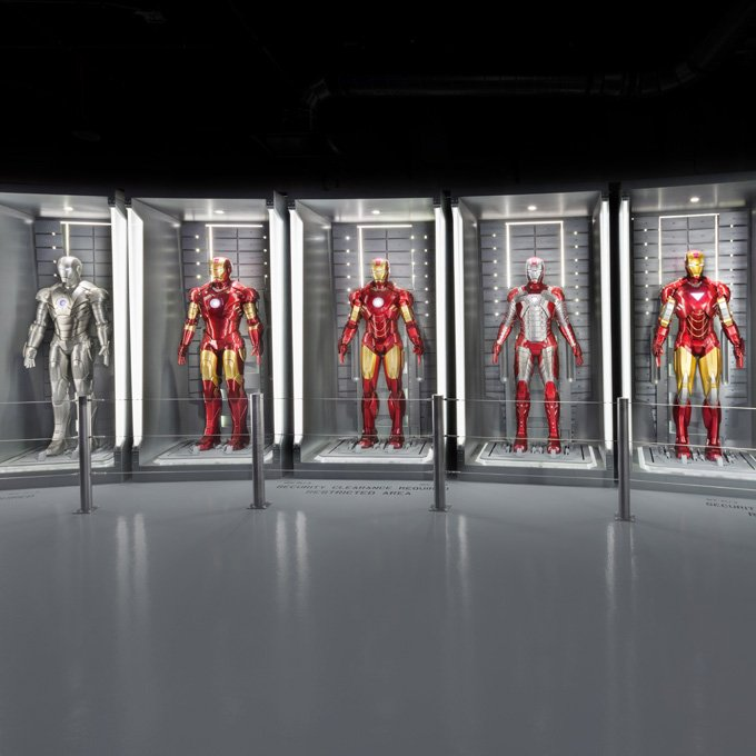 See the Marvel Avengers in Vegas
