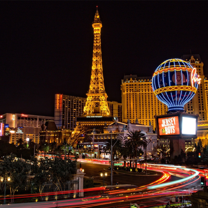 See the Best of Las Vegas