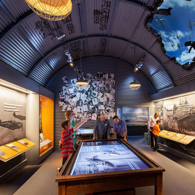 Visit the WWII Museum in NOLA