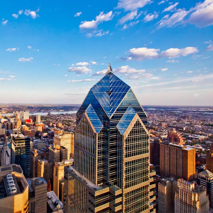 Visit One Liberty - Philadelphia, Pennsylvania