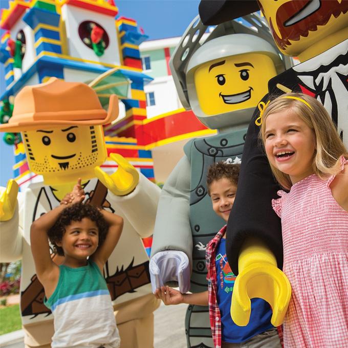 Visit LEGOLAND in San Diego