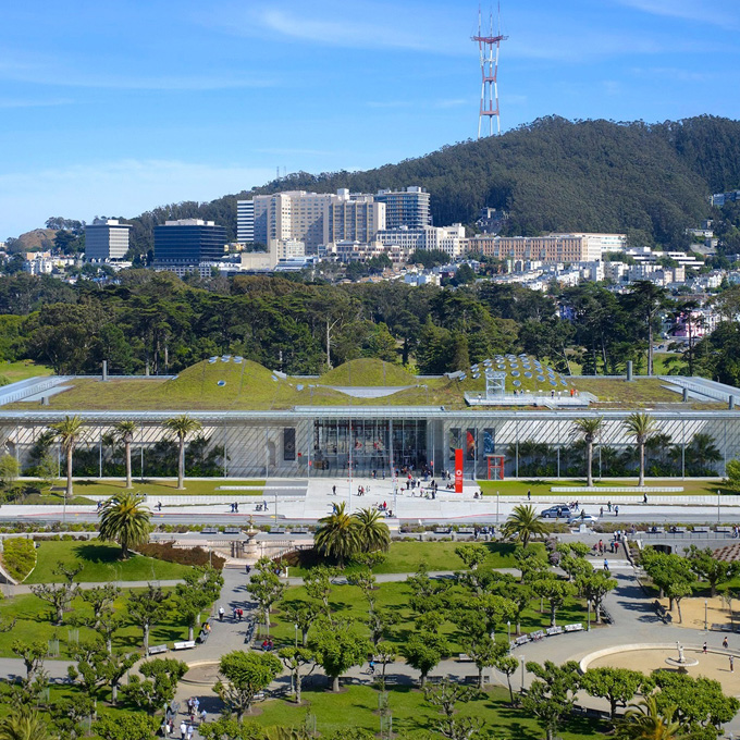 Visit the Academy of Sciences - San Francisco, CA