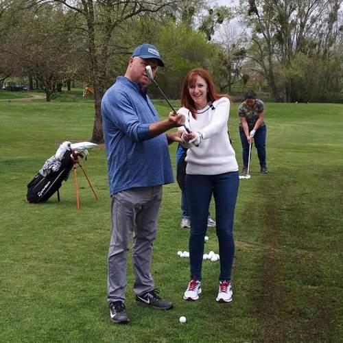 Private Golf Lesson in Sacramento