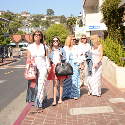 Guided Walking Tour in San Francisco