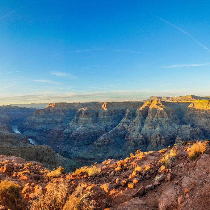 Arizona Helicopter Tour over the Grand Canyon West Rim