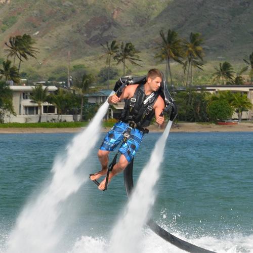 Fly a Jetpack in Oahu