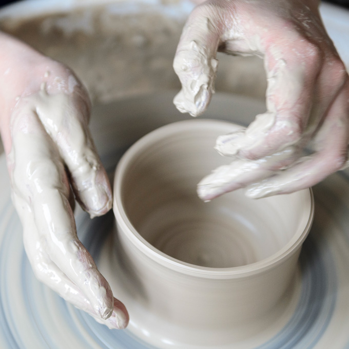Date Night Pottery Class in Minneapolis