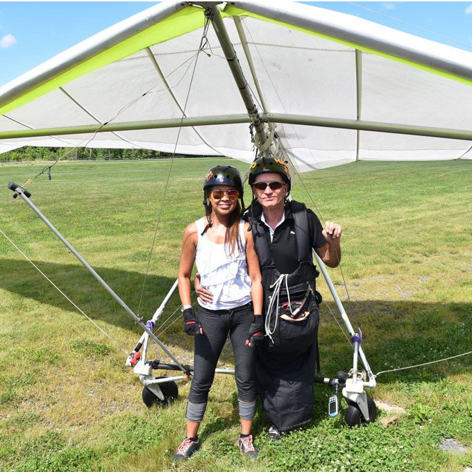 New York Tandem Hang Gliding Experience