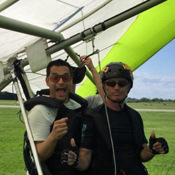 Hang Gliding in New York