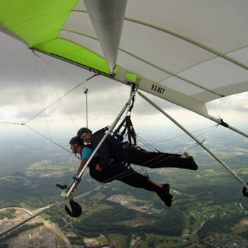 Hang Gliding Tandem Flight